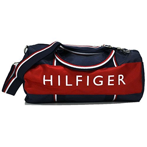 dcdb6083ec Tommy Hilfiger Mini Harbor Point Duffle Bag (Navy Hilfiger) - Buy ...