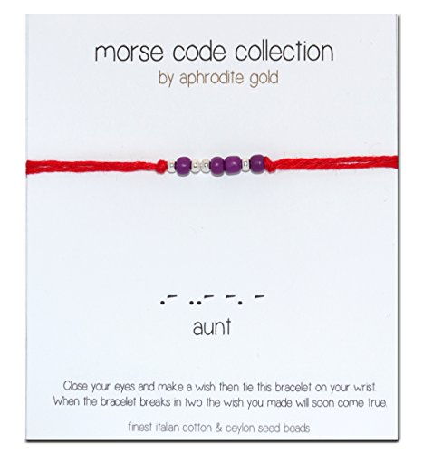tante-morse-code-armband-wickel-armband-rot