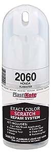 Alabaster : PlastiKote 2060 Honda Alabaster Scratch Repair Kit