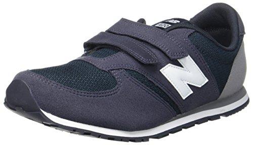 New Balance 420V1, Zapatillas Unisex bebé, Azul (Navy/Grey), 40 EU