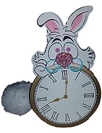 Primark Disney~Alice in Wonderland~White Rabbit~3D~Zip Purse