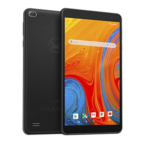 VANKYO Tablette Tactile MatrixPad Z1 7 Pouces Android 8.1 Quad Core, ROM32GB, IPS écran , Bluetooth, OTG - No