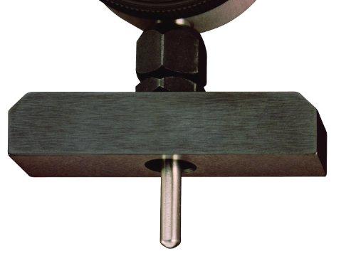 Starrett 648–4648Serie Tiefenmesser Boden mit Stiel Spannzange, Anzeige Typ, 10,2cm Boden (Anzeigen Für Boden)