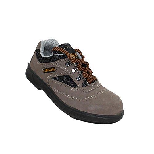 Logista log 807 s1P sRC chaussures de travail chaussures chaussures berufsschuhe businessschuhe plat beige Beige - Beige