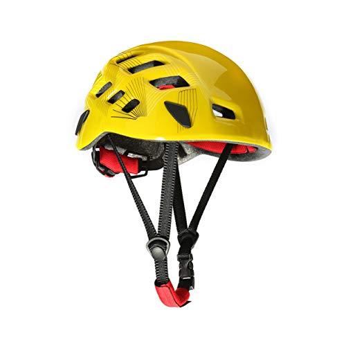 Tellaboull for sicurezza arrampicata su roccia discesa in pendenza in discesa in corda doppia protezione del casco di soccorso