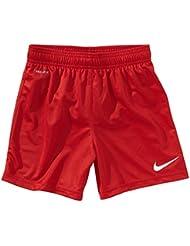 NIKE Kurze park knit brief - Pantalones cortos, color rojo, talla L