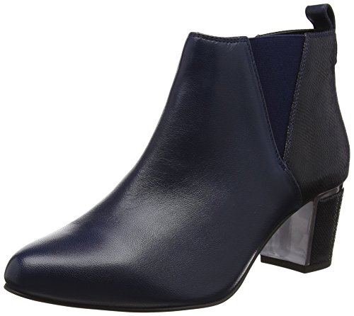 Van Dal Women's Tangier Ankle Boots, Blue (Midnight Reptile/Print), 6 UK 39...