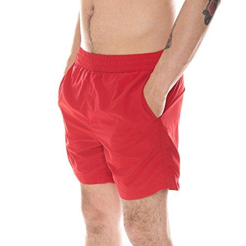 Carhartt Herren Shorts Ch Drift Rot (Chili)