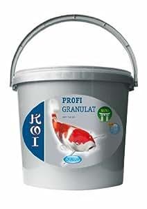 Aquaris Koi Profi Granulat Mini - Koifutter 5,6 Liter