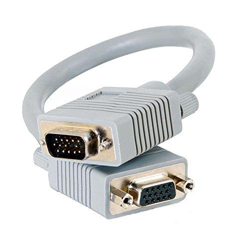 Cables To Go, Cavo di estensione Hd15 M/f Sxga Monitor. 0,50 metri