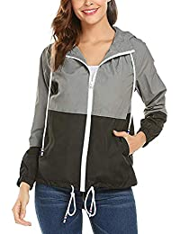 b3c727a6ad6 Amazon.es  zara ropa mujer - Abrigos impermeables   Ropa impermeable ...