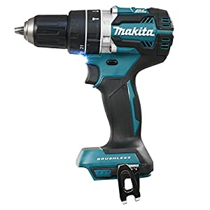 MAKITA DHP484Z 18V Combi Drill BL LXT 72 W, 18 V, Negro, Azul