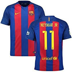 Sportigo Replica FC Barcelona NEYMAR Home Football Jersey - 2016/17