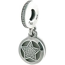 """Charm colgante """"Estrella de la Amistad"""" de Pandora en plata 792148EN23"""
