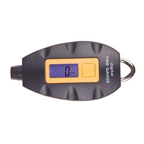 CR-521 Mini Car Auto Motorrad Reifendruckprüfer Reifendruck-Messgerät Digital Reifendruck-Tester mit LCD Display