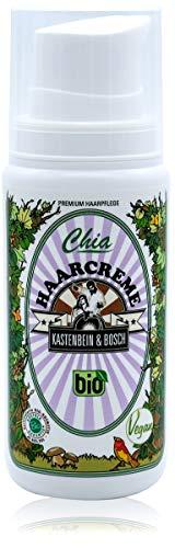 Bio Haarcreme I Haarspitzenpflege mit hochwertigem Arganöl & Chiaextrakt I Die beste Lösung gegen...