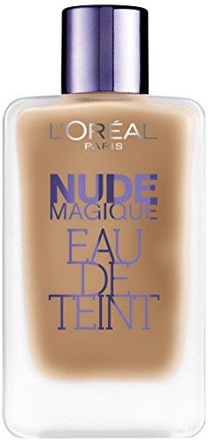 Fond de teint Nude Magique Eau de teint L'Oréal N° 220 Sable Doré