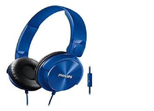 Philips-Shl3095Bl94-Dj-Style-Monitoring-Headphone-With-Mic-Blue