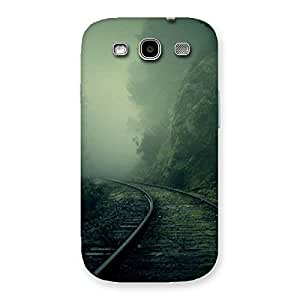 Fog Track Back Case Cover for Galaxy S3 Neo