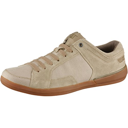 Cat Footwear ATTENT CANVAS, Sneakers Basses homme FR:46 - beige