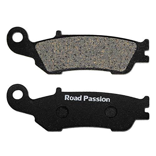 Road Passion Pastiglie freno posteriori Road Passion per YAMAHA YZ 125 X/Y/Z/A/B/D/E/F/GH/J (2T) 08-17 F/YZ 250 X/Y/Z/A/B/D/E/F/G/H/J (2T) 08-18 F/YZ 250 FW/FX/FY/FZ/FA/FB/FD/FE/FF (4T) 07-15 F