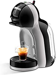 NESCAFE Dolce Gusto by De'Longhi Mini Me EDG155.BG Pod Coffee Machine and Other Automaic Drinks-Black &
