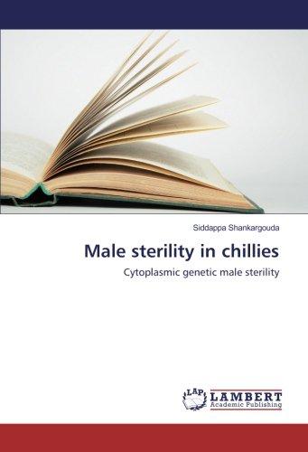 Male sterility in chillies: Cytoplasmic genetic male sterility