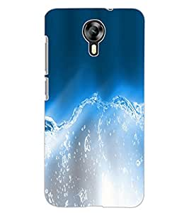 ColourCraft Lovely Water Design Back Case Cover for MICROMAX CANVAS XPRESS 2 E313