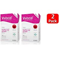 Viviscal 2 PACK 6 Month Supply (360 tablets) Maximum Strength Hair Growth Supplements