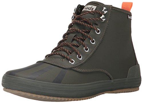 Keds Chukka (Keds Damen Scout Splash WX Chukka Boots, Grün (Forest), 39 EU)