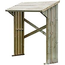 Forest-style M292790 - Leñero madera rizzo 182x180x71 c