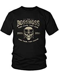 The Bosshoss Come And Take T-Shirt schwarz (Medium)