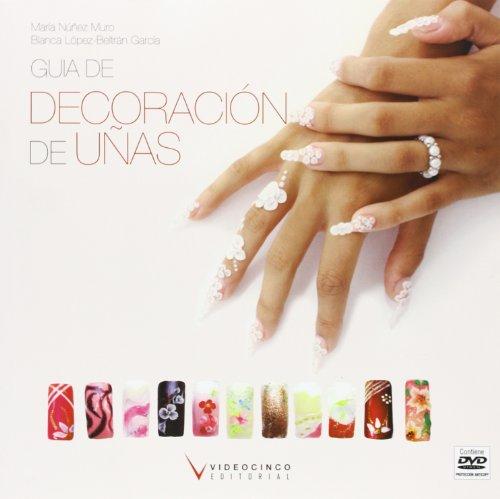 Curso de decoración de uñas (Fc - Formacion Continua) por María Nuñez