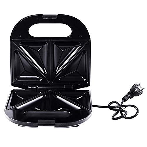 LbojailiAi Elektrischer Sandwich-Hersteller Mini Grill Toaster Kitchen Breakfast Waffle Bread Oven
