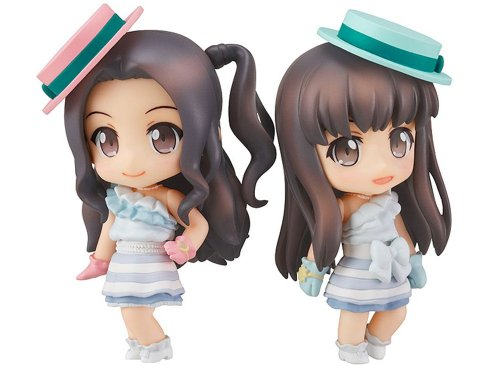 Claris: S Set Irony Ver. Nendoroid Petit figurine Set (2 pieces)