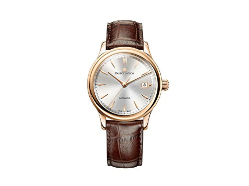 Maurice Lacroix Les Classiques orologio automatico, oro 18carati, lc6037-pg101-131-2