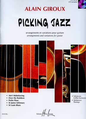 Picking jazz par Alain Giroux