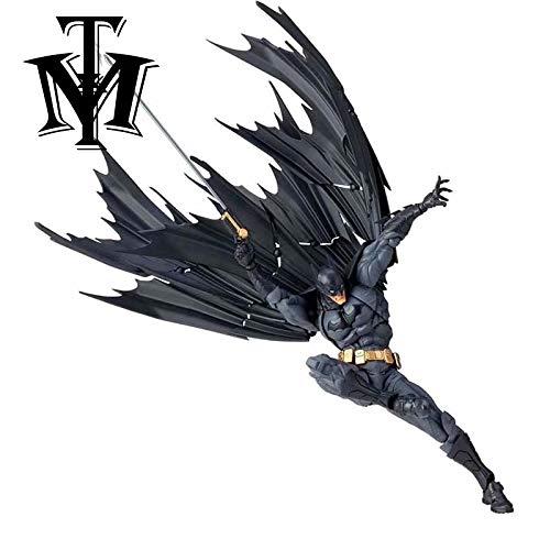 gue Superheld Batman Dark Knight Revoltech Actionfigur Spielzeug Brinquedos Figuren Sammlung Modell Geschenke ()
