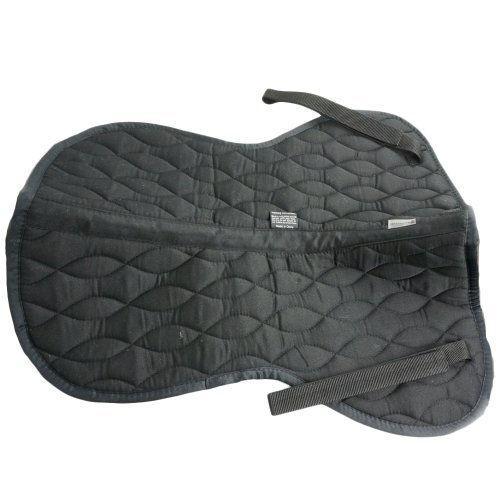 sxyh-cotton-half-saddle-pad-wave-shape-nice-design-durable-hnf-bkg