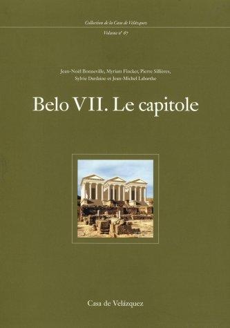 Belo VII. Le capitole