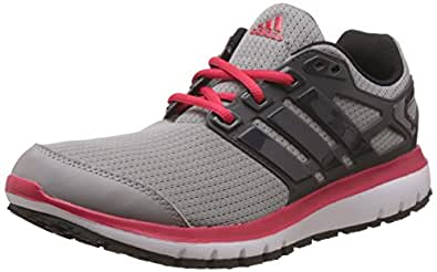 adidas Men's Energy Cloud M Mgsogr, Dkgrey and Rayred Running Shoes - 10 UK/India (44.7 EU)