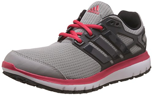 adidas Men's Energy Cloud M Mgsogr, Dkgrey and Rayred Running Shoes - 9 UK/India (43.3 EU)