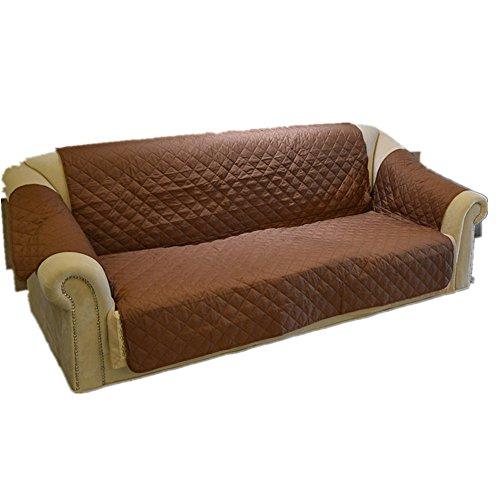UEETEK Wasserdicht Sesselschoner Sofabezug Haustiere Hussen 3 Sitzer