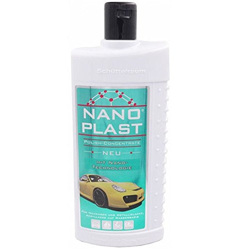 6x Nano-Plast Autopolitur 500 ml, Versiegelung Hochglanzversiegelung 11,66 EUR/Liter