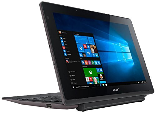 Acer Switch 10E-SW3-16 Laptop (Windows 10, 2GB RAM, 32GB HDD) Shark Gray Price in India