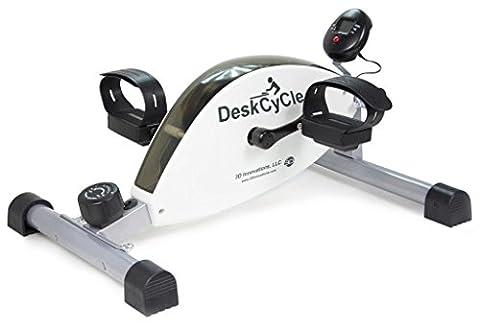 New - DeskCycle premium quality low profile design mini exercise