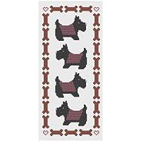 Yorkshire Terrier Dog Cross Stitch Kit by Florashell