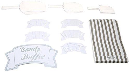 Vintage Lace Candy Bar Kit