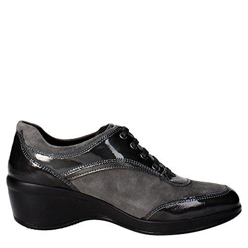 Imac 426201 Sneakers Damen Anthrazitgrau