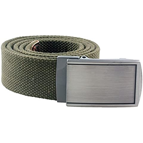Shanxing Lienzo Cinturón Woven Estilo Militar Táctica Hebilla Cinturones Para Hombre